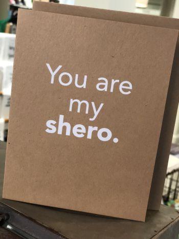 You're My Shero