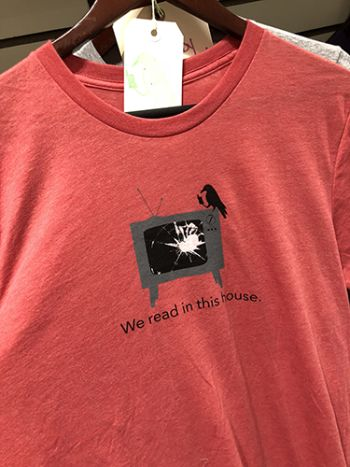 We Read In This House Tee