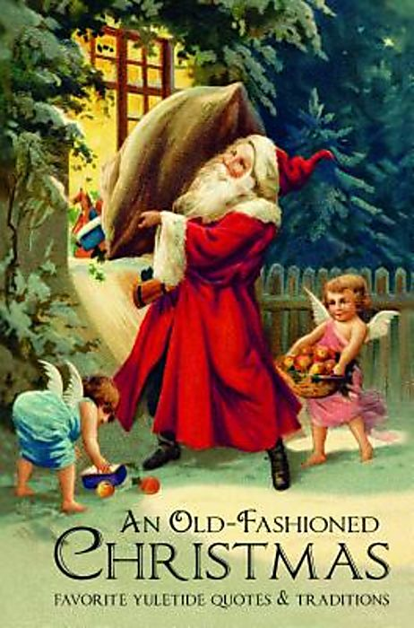 An Old-Fashioned Christmas: Favorite Yuletide
