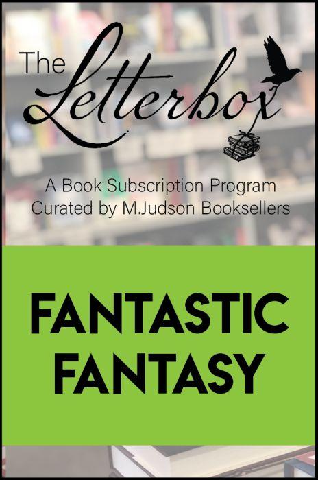 Fantastic Fantasy Book Subscription
