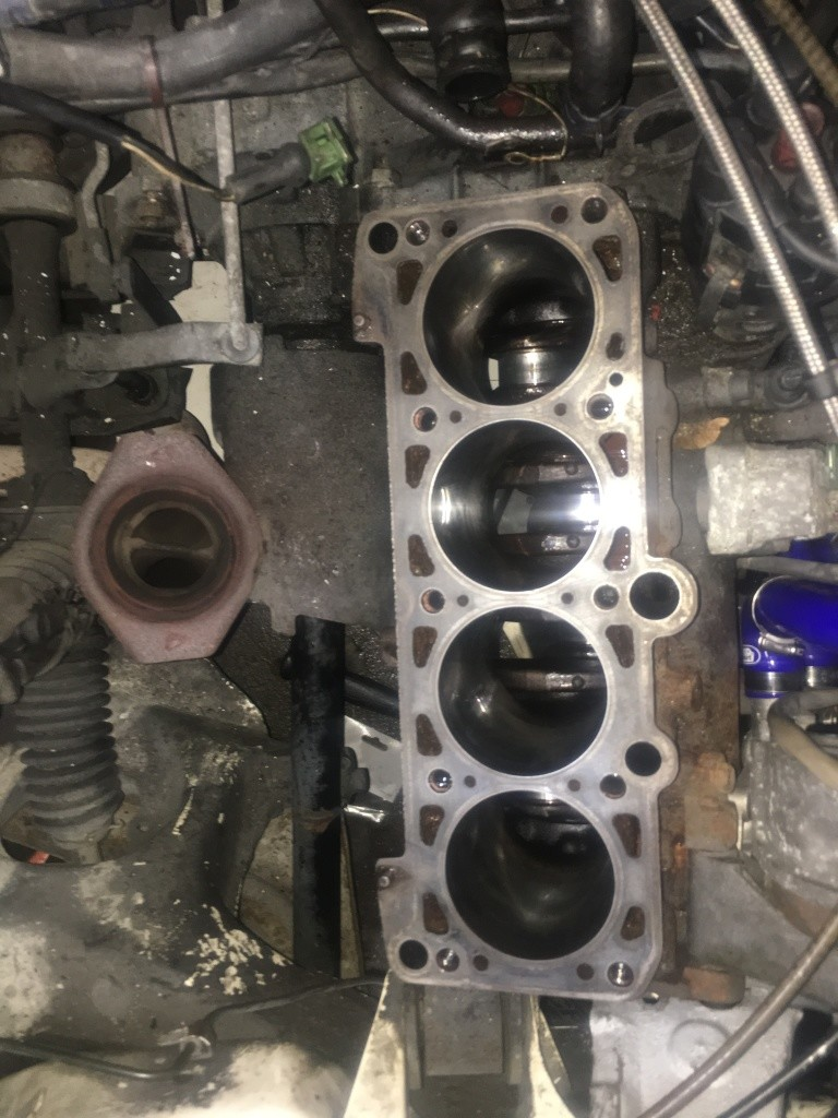 View topic: Exhaust manifold to Downpipe gasket  – The Mk1
