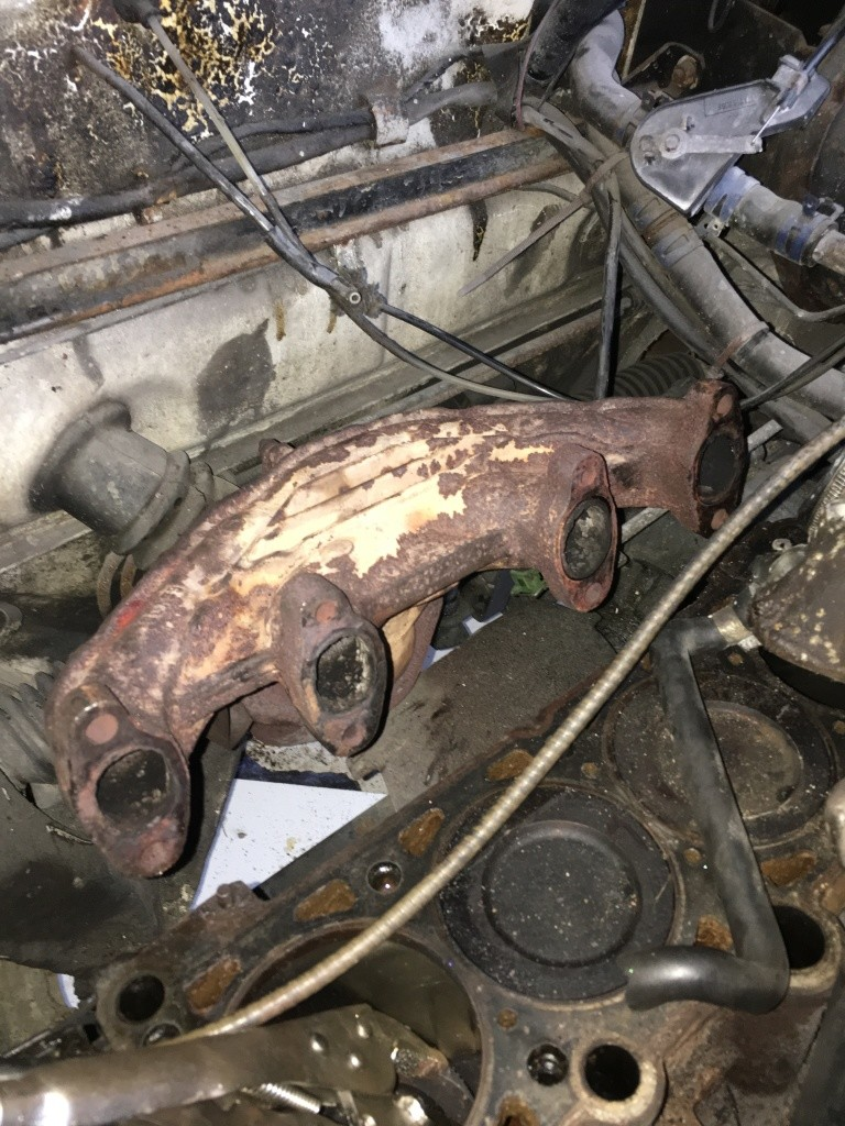 View Topic Exhaust Manifold Replacement My Golf Makes Me
