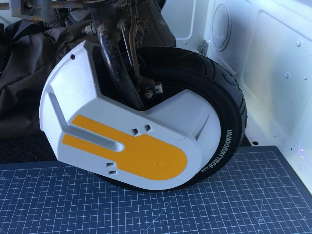 Sinclair C5 Brake Blocks Pads