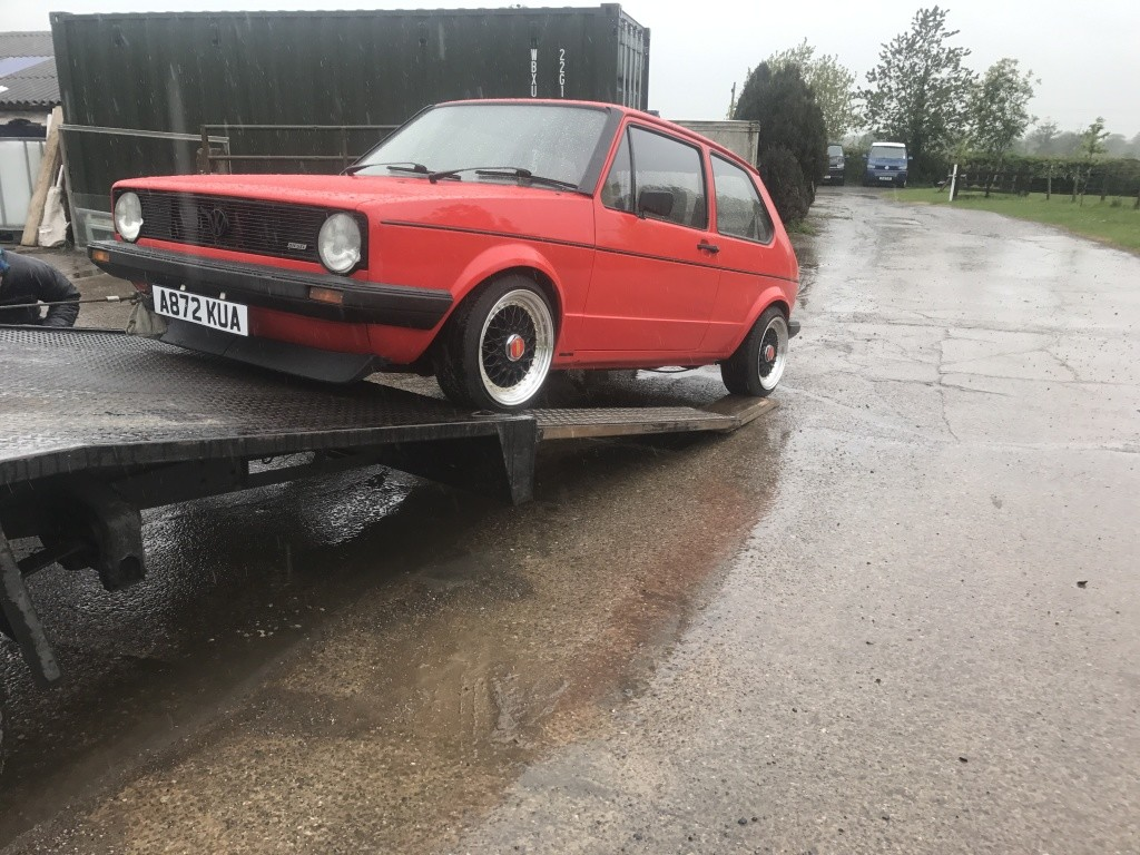 View topic Sold sold Mk1 golf tintop mars red sold – The Mk1