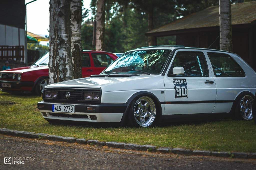 View topic: Stance Blue Suede – The Mk1 Golf Owners Club