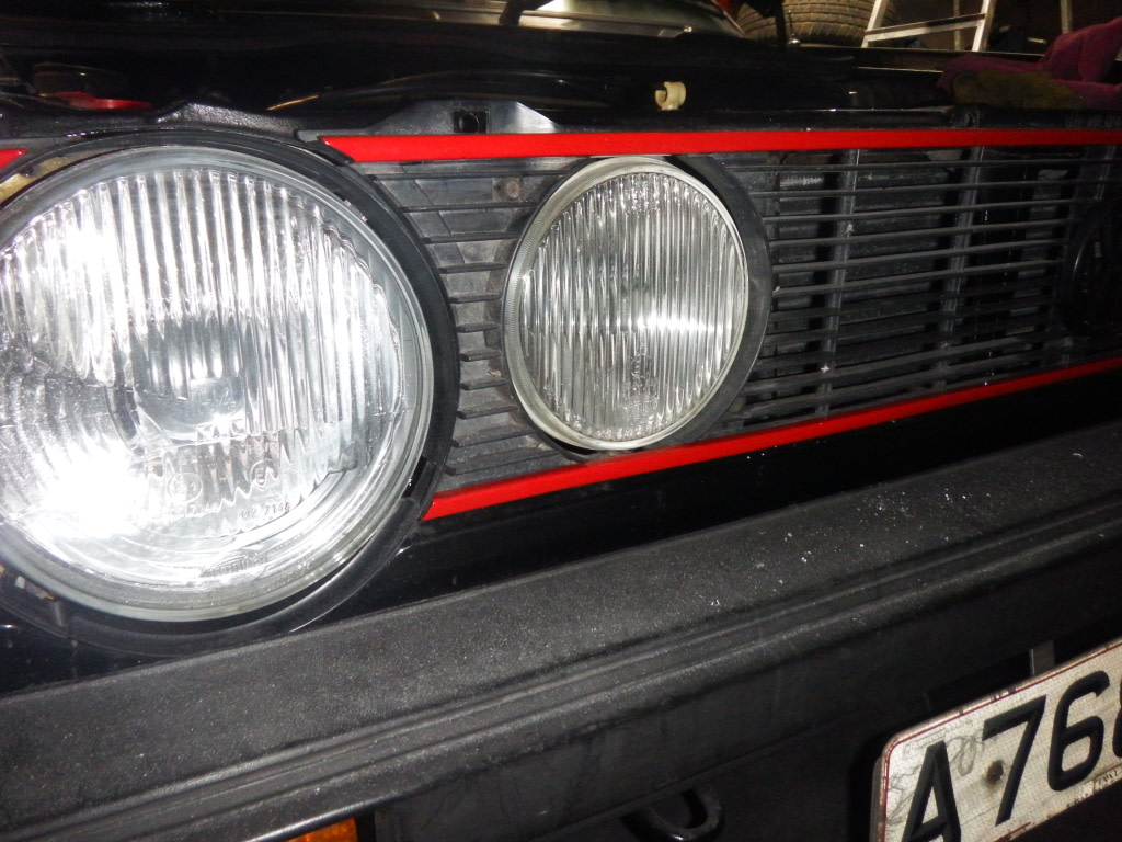 View Topic Mk1 Golf Gti Front Rear Fog Lights The Vw Suspension Diagram There Should Be A White 2 Pin Plug Near Expansion Tank For Fogs