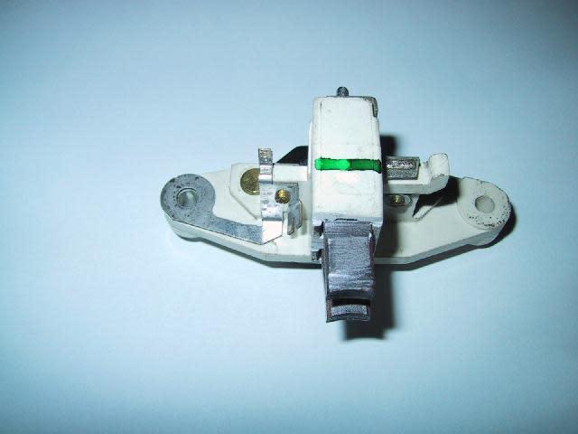 View topic: Alternator Voltage regulator upgrade – The Mk1