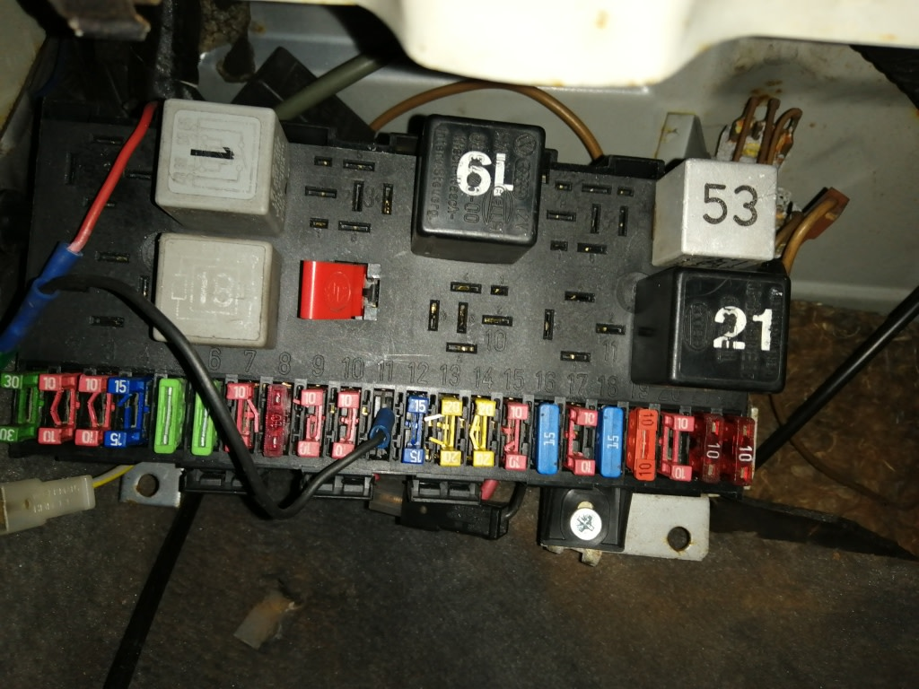 view topic: 1989 clipper fuse box diagram wanted – the mk1 golf owners club  the mk1 golf owners club