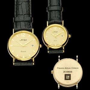 Relógio Ouro GM
