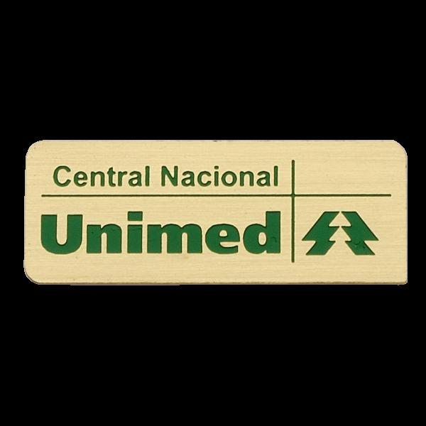 Pin Promocional Unimed