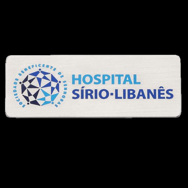 Pin Hospital Sírio Libanês