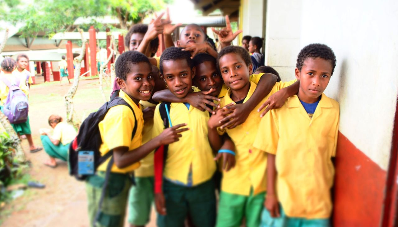 Resilience and rebuilding after Cyclone Pam