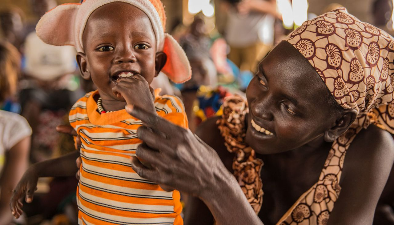 Overcoming malnutrition and tuberculosis in Juba