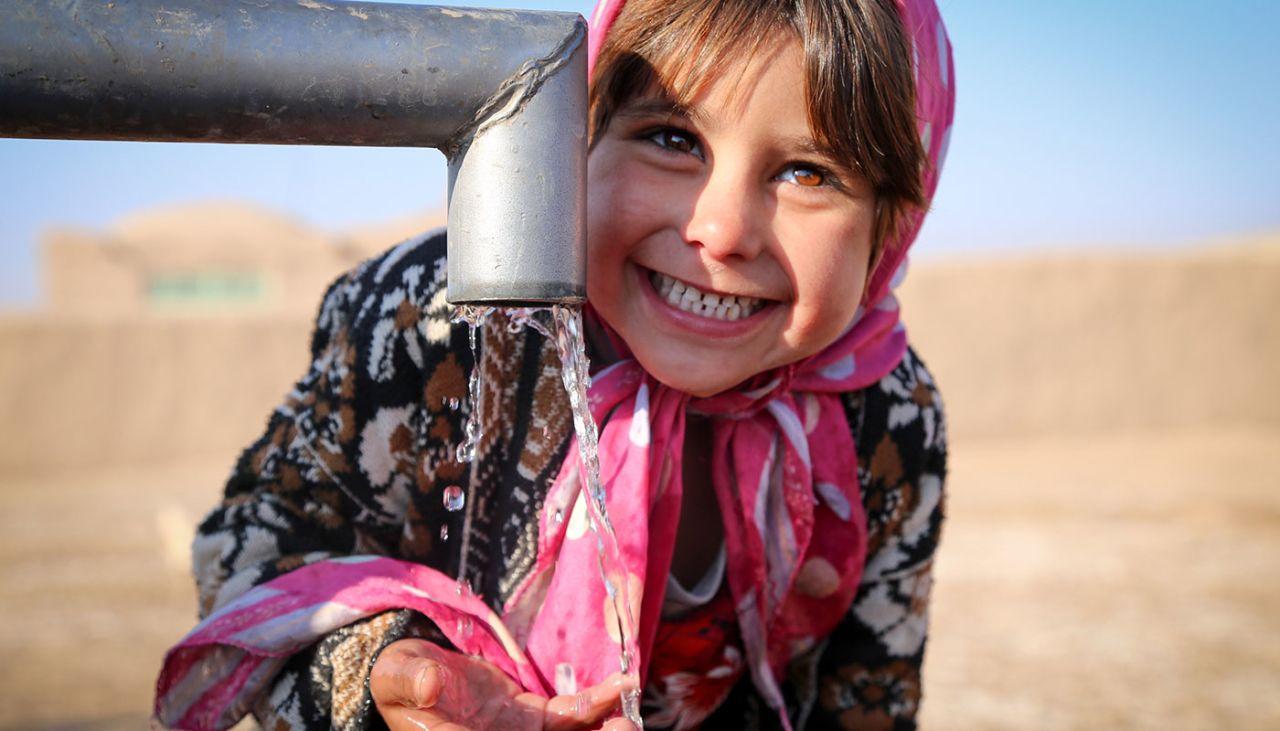 Life-saving clean water in Badghis, Afghanistan