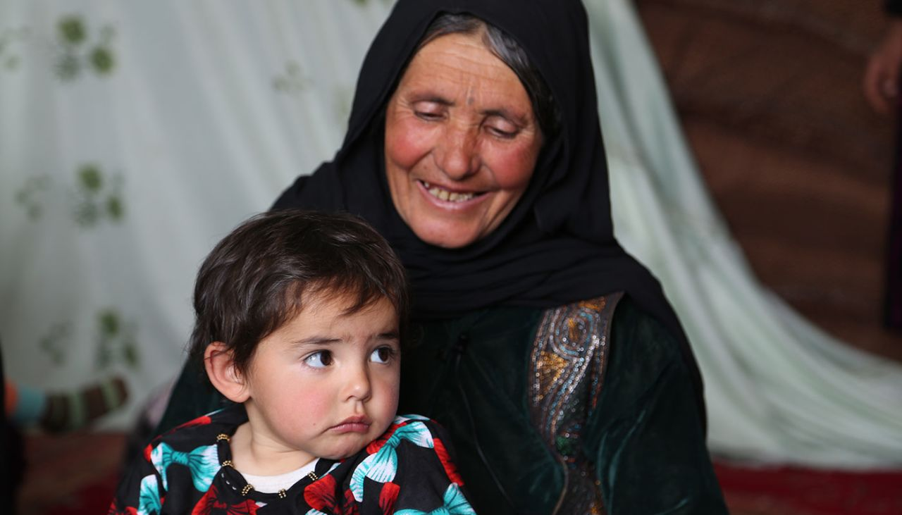 Health services for internally displaced families in Afghanistan