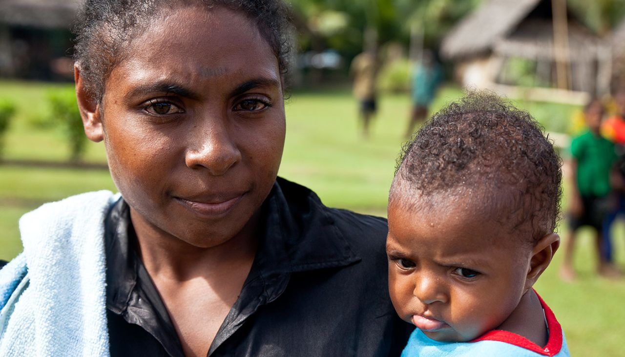 Village Birth Attendants the difference between new life and death in rural Papua New Guinea
