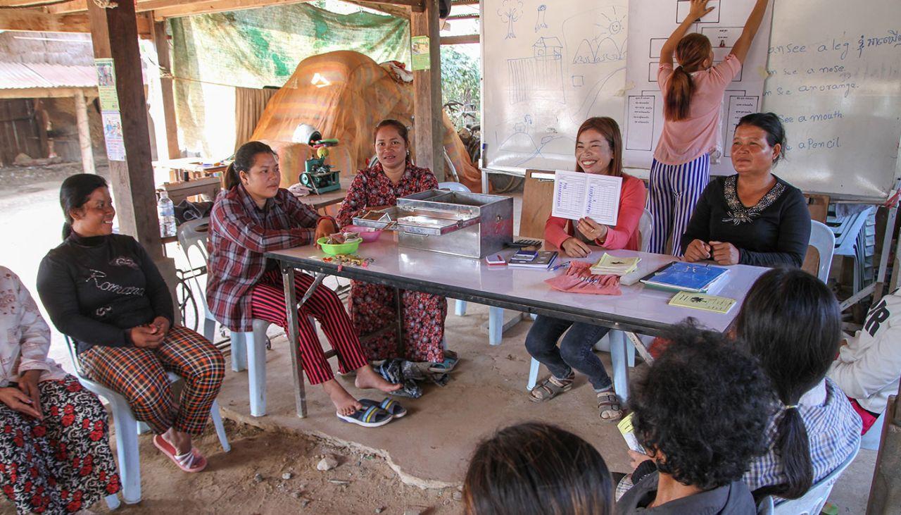 Koh Andaet community's health programme