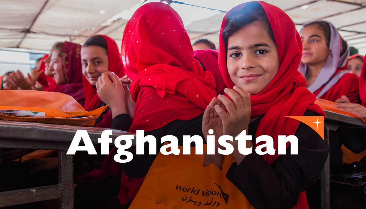 Be there for the Children of Afghanistan