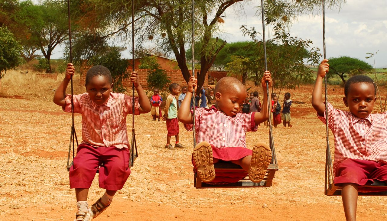 Playground equipment changing the face of schools