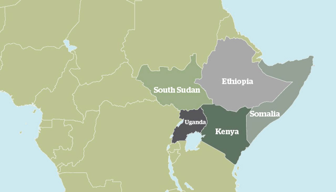 World Vision has reached 3.5 million people across East Africa</br></br>