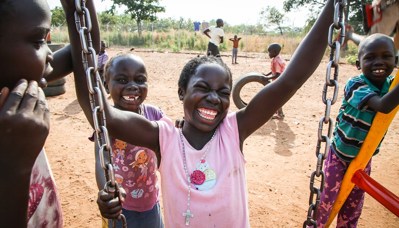 Let's make a difference for South Sudanese children in Uganda