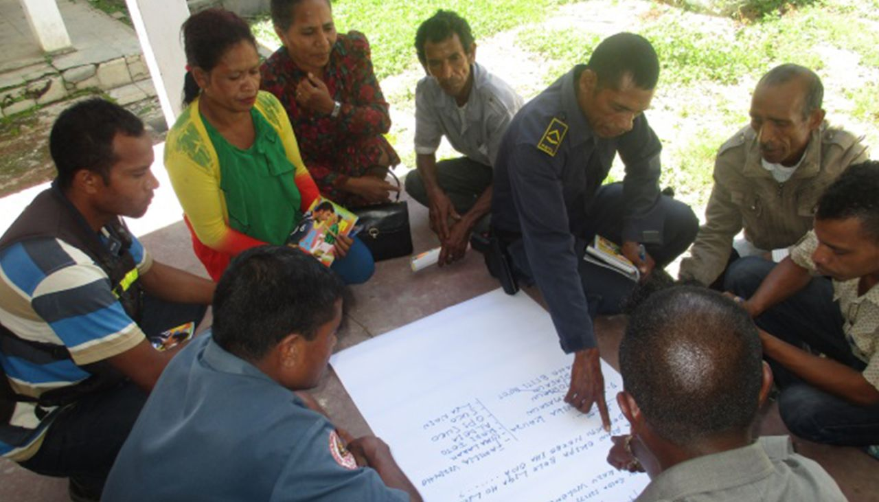 Channels of Hope - Ending gender-based violence in Timor-Leste
