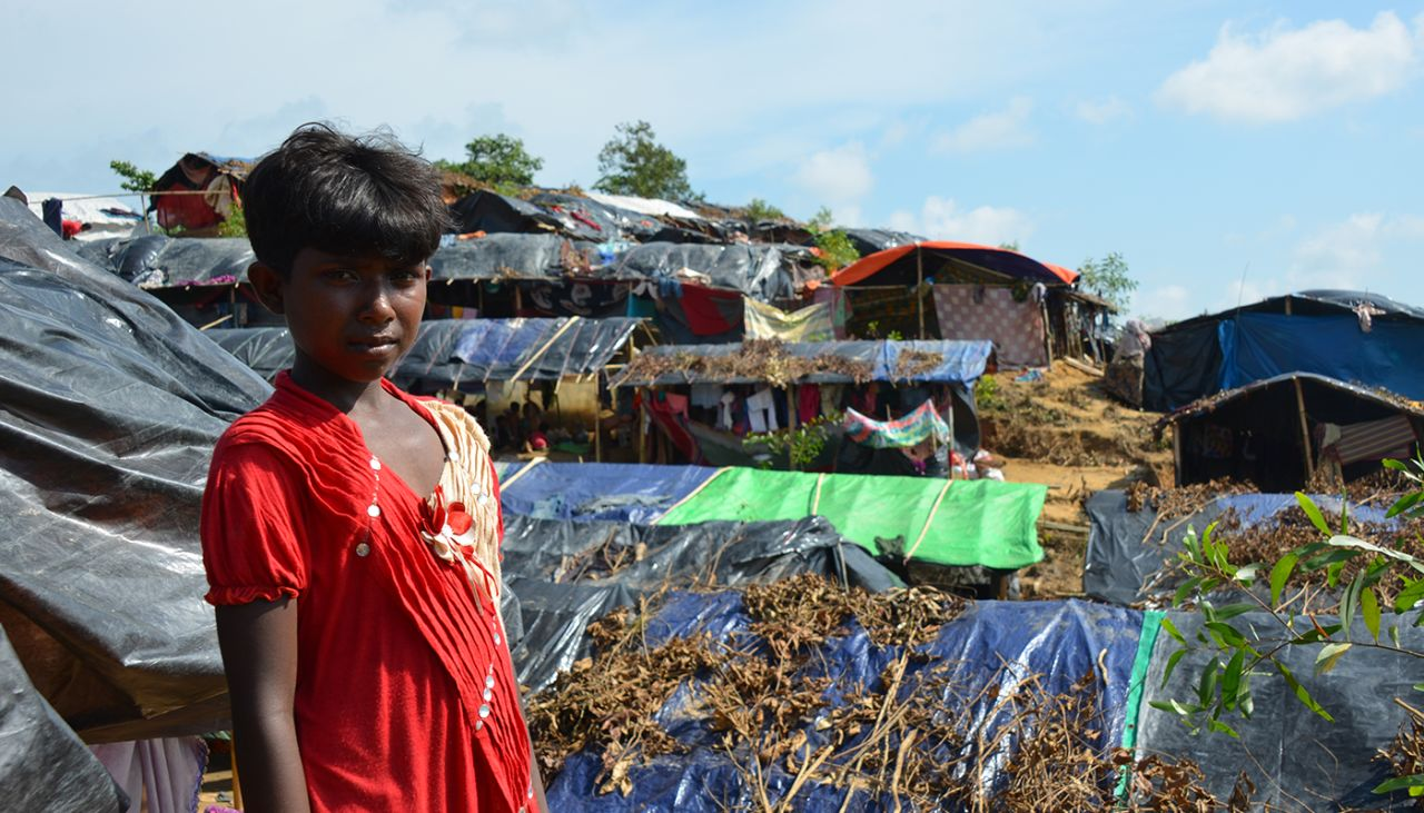 Children's lives at stake in Myanmar, says World Vision
