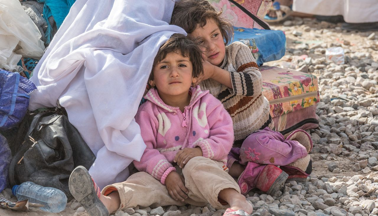 Long road ahead for Mosul's children after city re-taken from ISIL