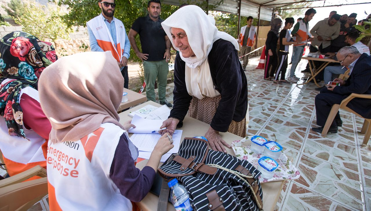 World Vision prepares to scale up work as Mosul offensive escalates