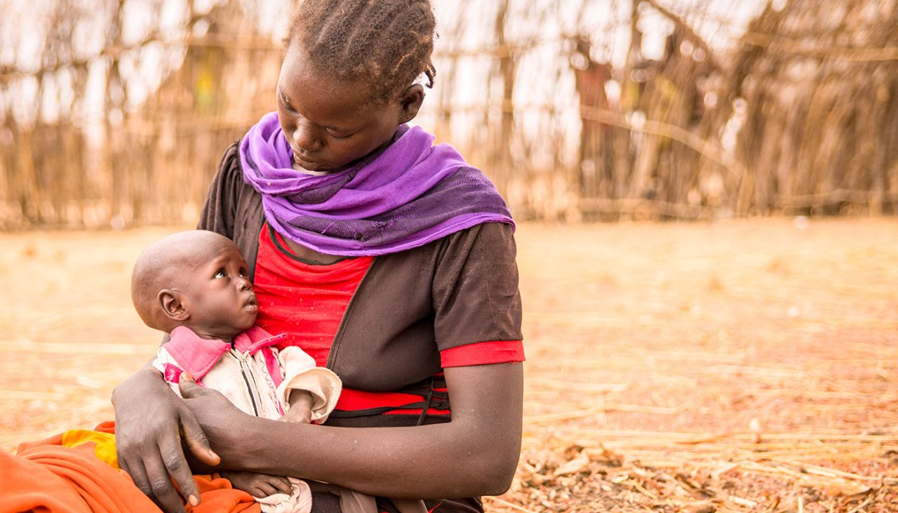 Urgent action needed to save thousands of children from famine in South Sudan