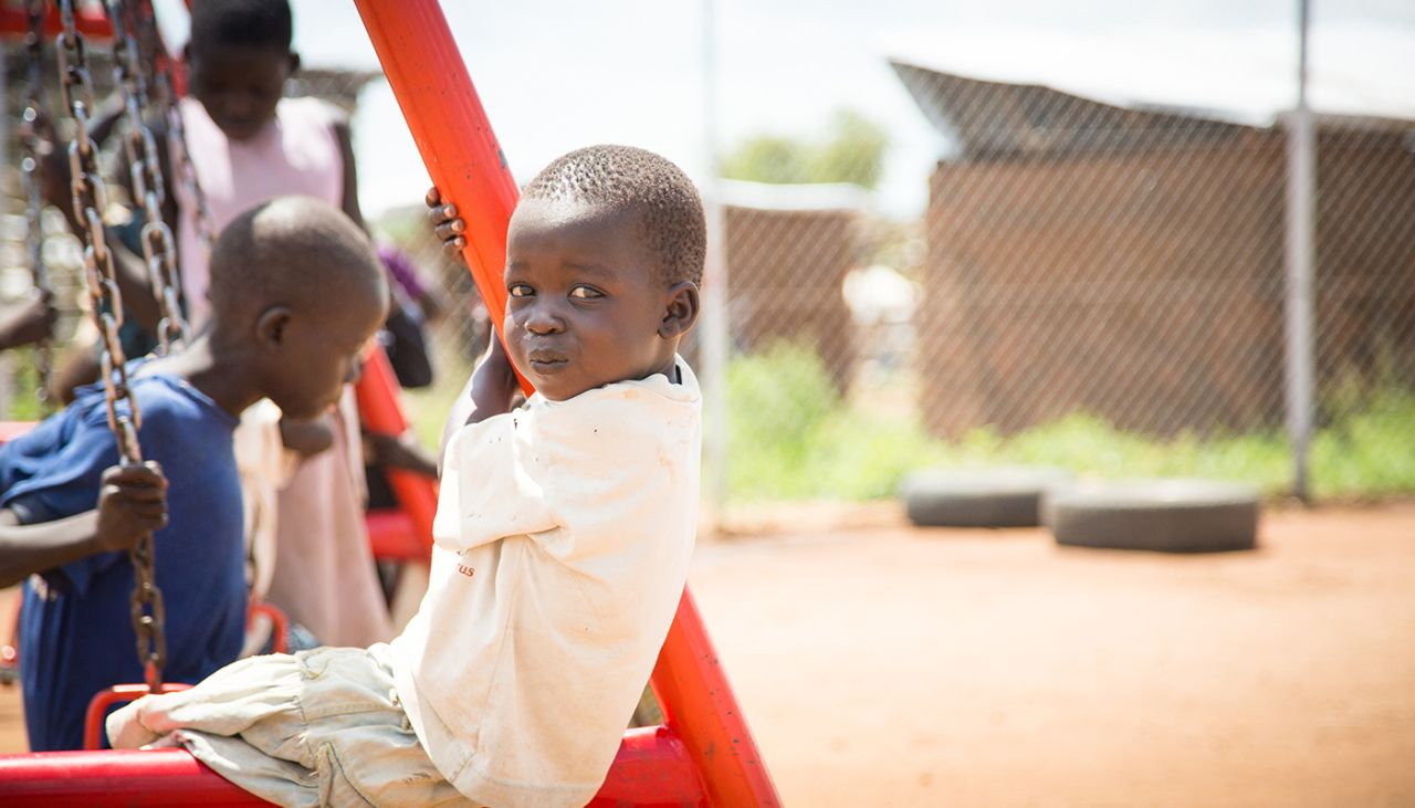 South Sudanese child refugees in need of urgent psychological therapy