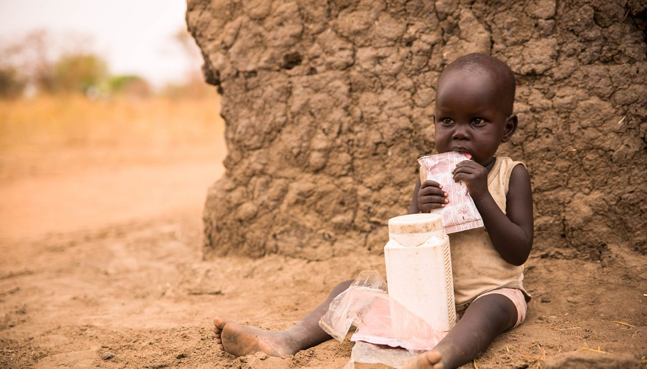 Aid agencies in South Sudan warn funds are urgently needed to stop spread of famine