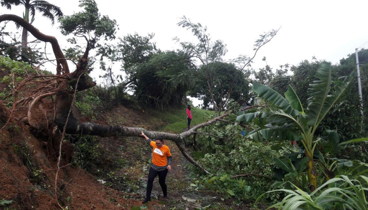 World Vision prepares for 'potentially catastrophic' Caribbean superstorm
