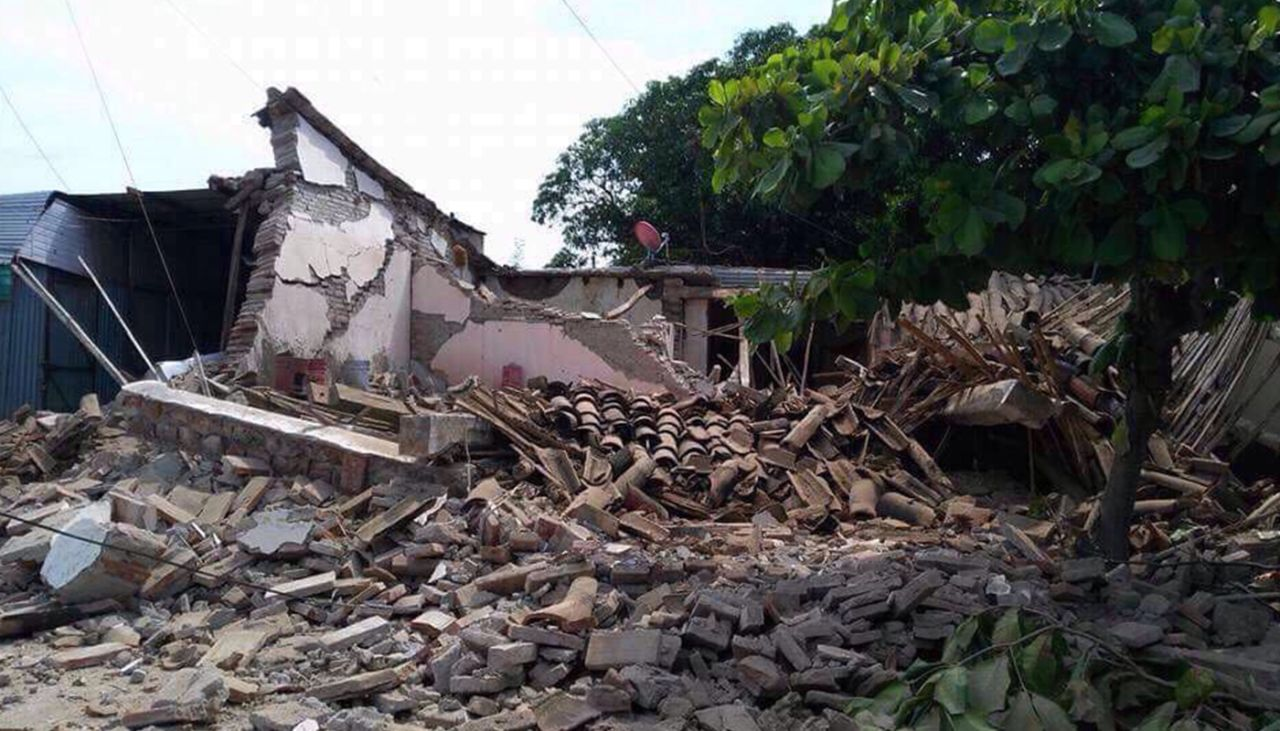 Mexico quake: World Vision readies to respond following strongest earthquake in a century