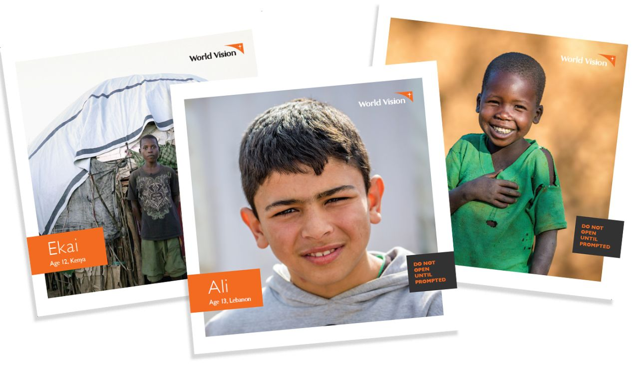 How World Vision will support your church's journey