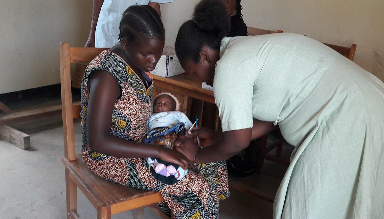 Improving education in Ibwera