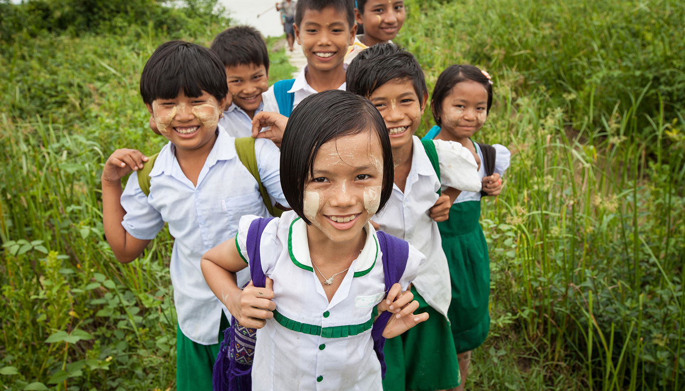 Our education work in Asia is making learning possible
