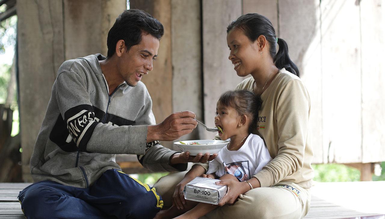 Nutrition in Koh Andaet