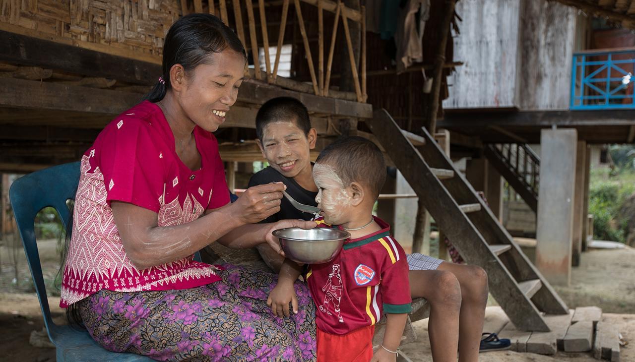 Nutrition in Myeik