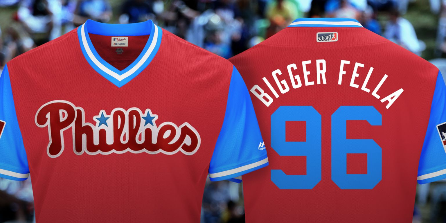 Phillies  nicknames for Players  Weekend  7c14cceb2af