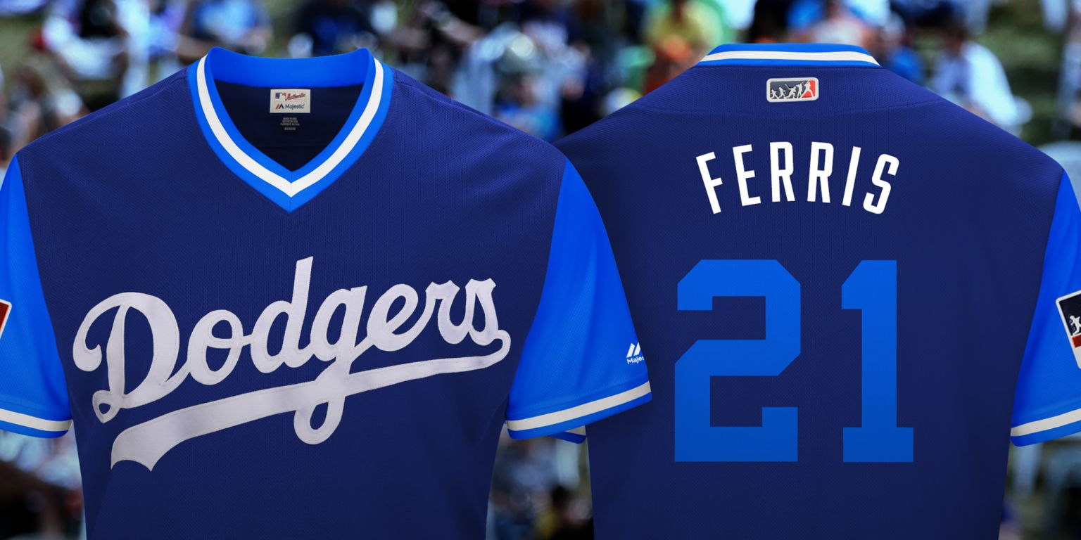 Dodgers  nicknames for 2018 Players  Weekend  924286245