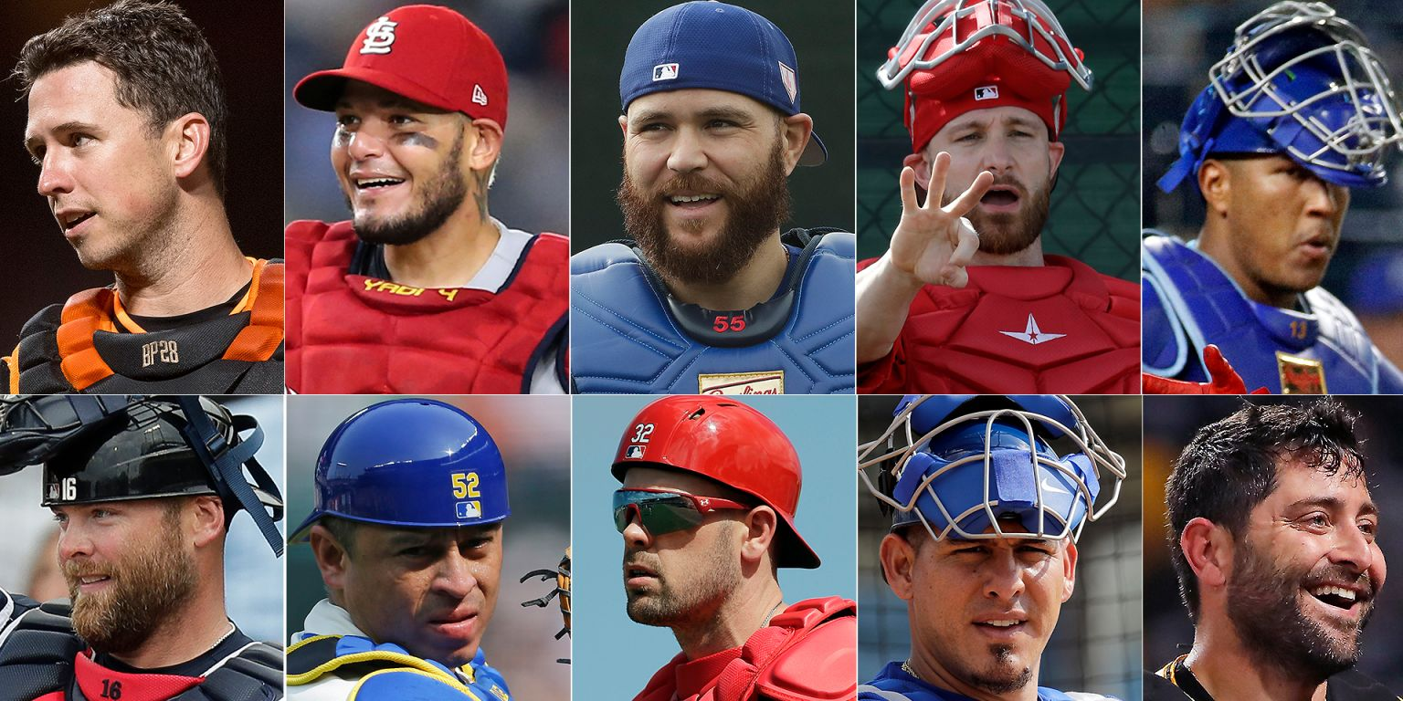10 best catchers of the 2010s