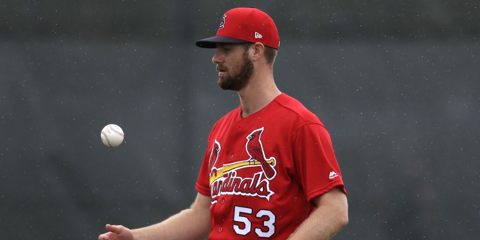 Cardinals Opening Day roster projection