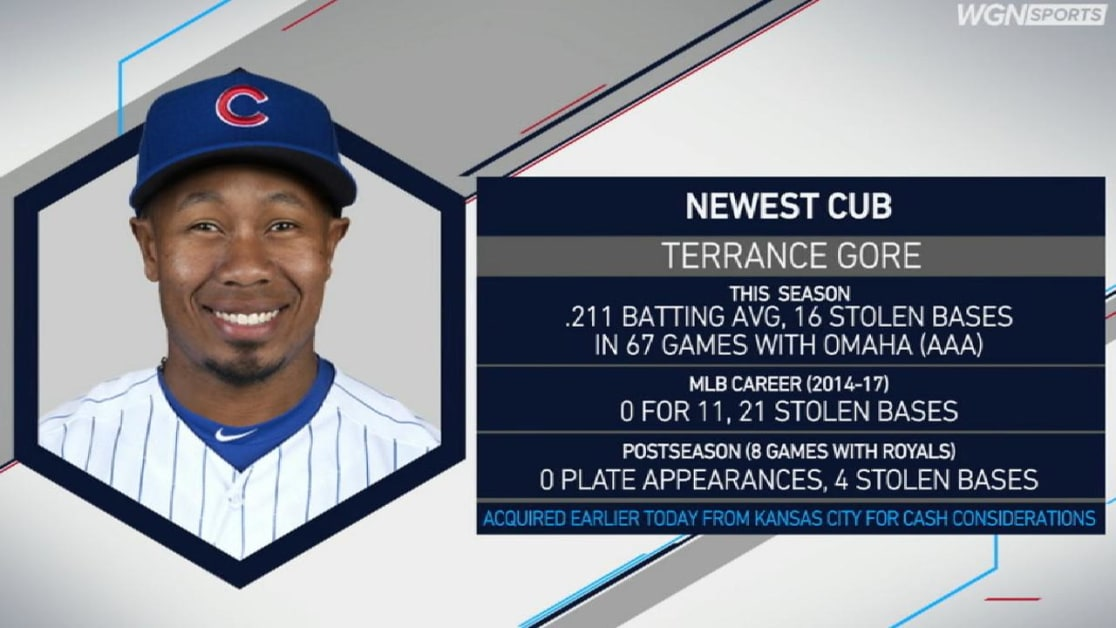 6bd8047b6e2 Terrance Gore traded to the Cubs