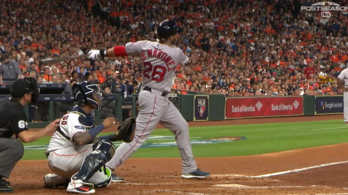 J.D. Martinez may be MVP of 2018 Red Sox  0a553a9f5