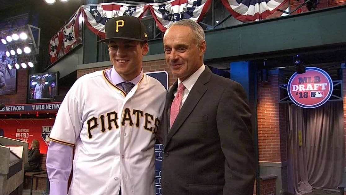Pirates select Travis Swaggerty in MLB Draft  851312eba889
