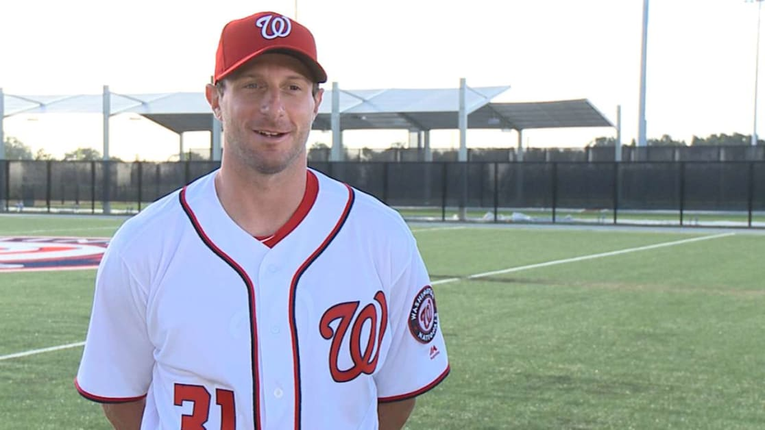 Scherzer a fan of MLB.TV d61da6074