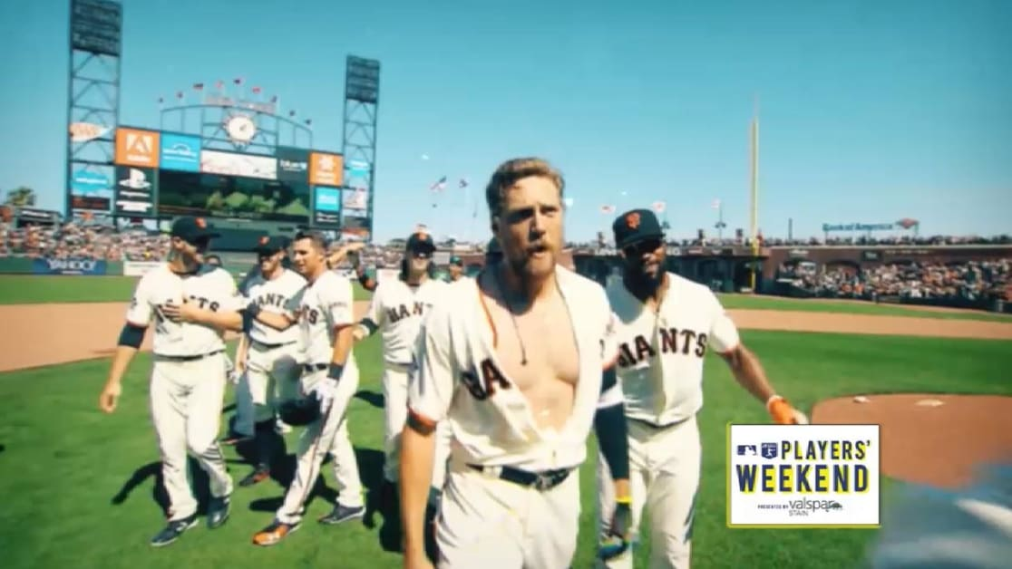 Giants  nicknames for 2018 Players  Weekend  6e7d7dcb6bd