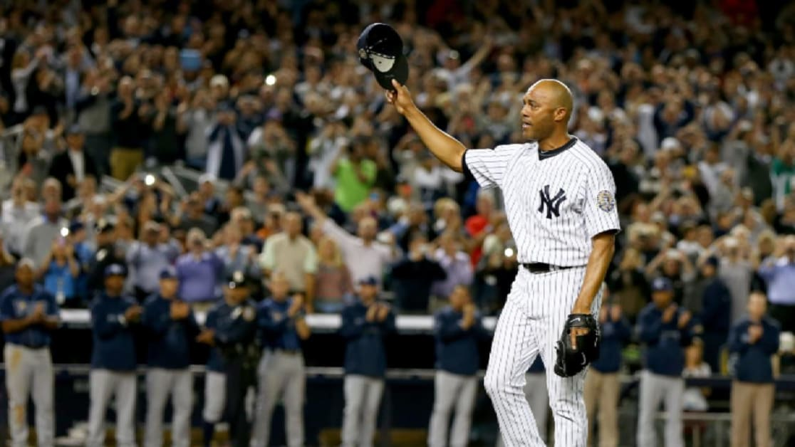 7a12f15af Mariano Rivera elected to Hall of Fame