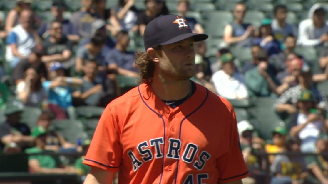 1da796a1811 Gerrit Cole was first drafted by Yankees